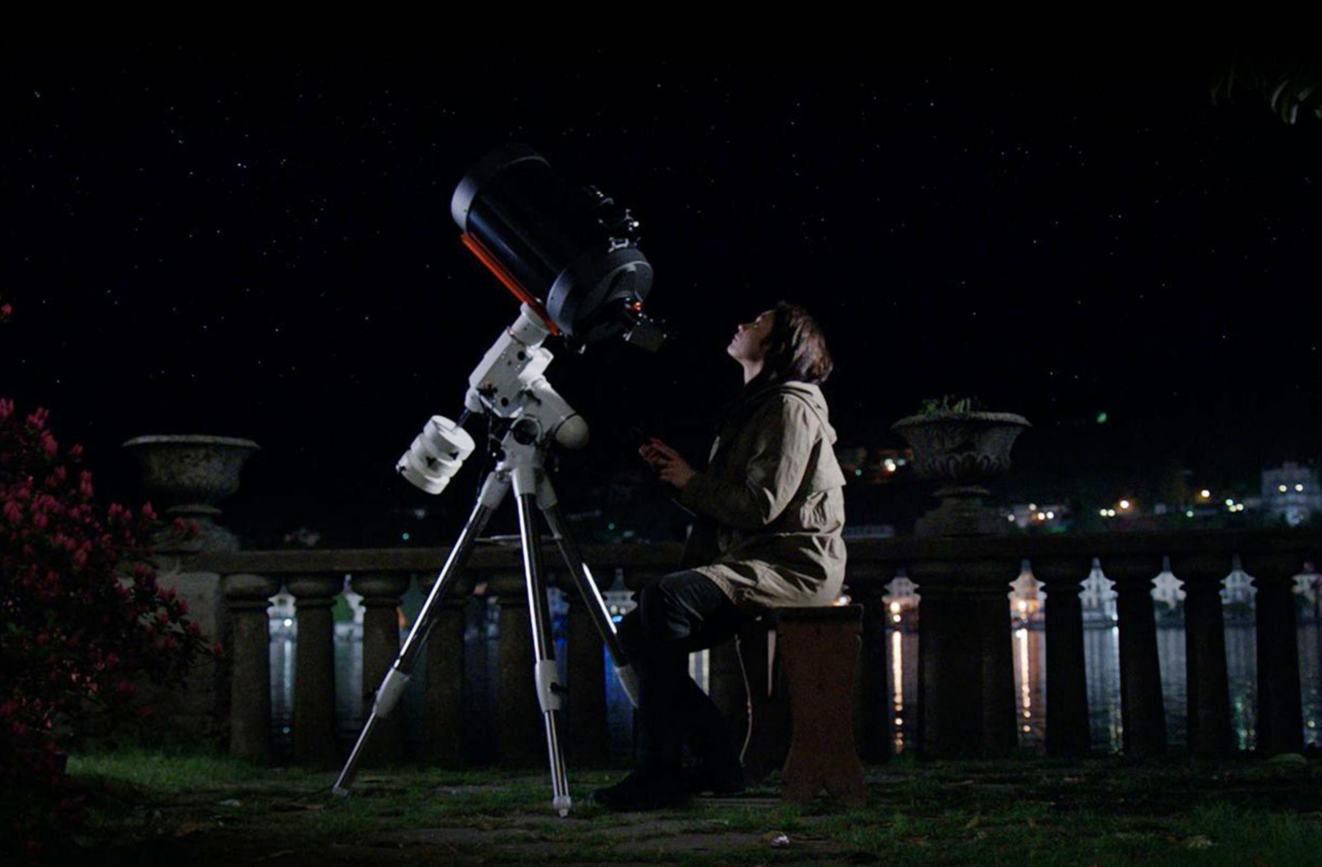 ある天文学者の恋文